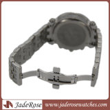 스포츠 시계 석영 손목 시계 형식 스테인리스 시계