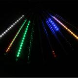10tube/SetのIP44 LEDの流星シャワーライト