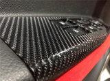 Gute Qualitätskohlenstoff-Faser-selbstklebendes Vinyl für Auto-Dekoration