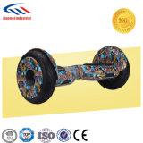 10 Zoll-grosser Gummireifen-Selbst-Balancierendes Roller elektrisches intelligentes Hoverboard populäres Skateboard