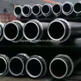 ISO4427 Pn16 Pn10 HDPE Rohr und Befestigungen DES PET-100