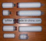 Filtro plisado tarifa de Abosolute PP para la filtración del agua