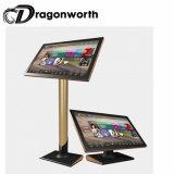 Bildschirm-Bekanntmachen der Lieblings-LED 22 Zoll LCD-Anzeigen-Spieler