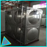Verbinding 304/316 de Tank van het Water van het Roestvrij staal in Indonesië