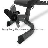 Freies Gewicht-Geräten-multi justierbarer Prüftisch-Karosserien-Gebäude-Übungs-Prüftisch