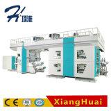 Impresora automática de Flexo de la flexión de 6 colores para el papel de la servilleta