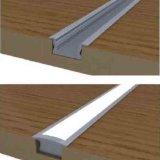 Profilo di alluminio industriale del dissipatore di calore per l'indicatore luminoso del LED