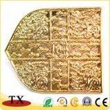 Étiquette de promotion de la broche métal Logo personnalisé