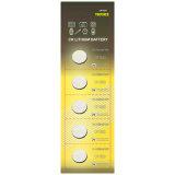 батарея клетки кнопки лития Cr2025 Mercury 3V свободно с BSCI для обтекателя втулки непоседы
