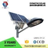 Da indução ajustável do controle de iluminação de atraso de tempo luzes de rua solares do diodo emissor de luz/Lightaaa010