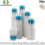 7 Unze-preiswertes kaltes Getränk-Papiercup mit Kappe (7oz)