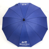 De grote Zon van de Kwaliteit & Paraplu van de Paraplu van de Regen de Openlucht Rechte
