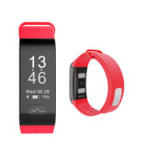 """0.91 """" Blutdruck-Eignung-Armband des OLED Bildschirm-ECG&PPG Heartrate"""