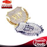 Стикер украшения логоса автомобиля VIP Спайк-Формы AC-2039 с диамантами