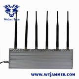 6 de Telefoon van de Cel van de Hoge Macht van de antenne 3G & Stoorzender 315MHz 433MHz