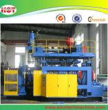 Macchinario di salto del timpano chimico di plastica blu/fornitore automatico della macchina dello stampaggio mediante soffiatura