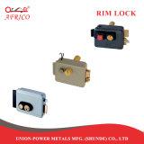 12V Rim electrónicos de alta seguridad con cerradura de puerta girando la perilla
