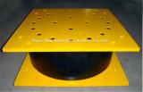 Het RubberLager van het lood voor de Isolatie van de Basis van de Brug & van de Weg