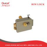 12V electrónicas de alta segurança fechadura da porta da RIM com o botão rotativo