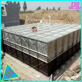 Alta resistência montada anticorrosão galvanizados a quente do tanque de água