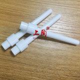 De verglaasde Alumina Al2O3 Ceramische Buis van het Ontstekingsmechanisme