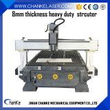 máquina de gravura de trituração do CNC do granito de 1300X250mm