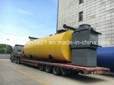 Chaudière industrielle de série à gaz verticale de qualité