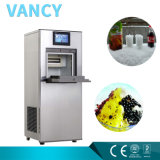200kg/24h Binsu acier inoxydable à haute efficacité énergétique de la Neige La Machine à glace pour la vente
