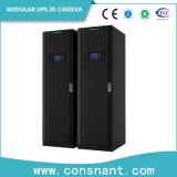 UPS en ligne modulaire avec 0.9 facteur de puissance 30-300kVA