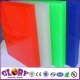 PMMA placa em acrílico transparente de plástico e folha de acrílico