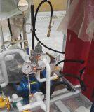 10cbm estação de gás GLP com duas Escala de Enchimento