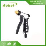 Pistola ad alta pressione di plastica d'innaffiatura dello spruzzo d'acqua della strumentazione di giardino degli strumenti