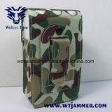 カムフラージュデザインファブリック物質的な携帯用妨害機の箱