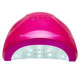 48W SOL1 Lâmpada LED lâmpada UV LED unhas de gel