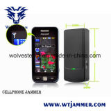 Telefonar no más de mini emisión de la señal del teléfono celular (DCS CDMA 3G del G/M)