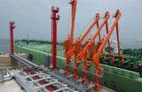 中国の造船技師からの化学オイルの交通機関の船