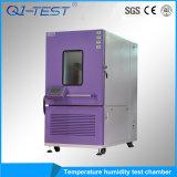Condições climáticas constantes programáveis de umidade da temperatura ambiente da câmara de ensaio (QTH-V150C)
