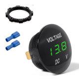 12V L'affichage numérique voltmètre étanche jauge de tension