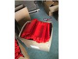 Pièce jointe de joint de fibre de couleur rouge de faisceaux de Madidi 24
