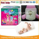 Couches-culottes de type de couche et de tranche de âge de bébés pour le bébé en fonction fabriqué en Chine