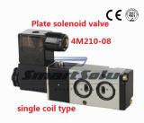 4m210-06 2 vanne électromagnétique gauche de série de la position 5