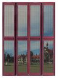 Portes de pliage en aluminium de Bi d'excellente qualité de Hephe