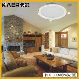 El LED ultra fino abajo /12W ligero ahuecó el techo del LED abajo se enciende