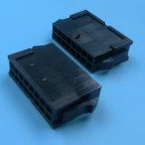 Micro-Ajuster 3.0 le connecteur de Pin Molex du plastique 16 de fil