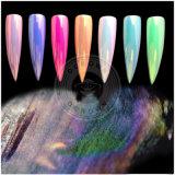 Einhorn-Farben-Verschiebung-Chamäleon-Chrom-Regenbogen-Aurora-Pigment