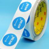 NTAG QUADRATE NFC213 MINI incrustation sèche ou humide inlay