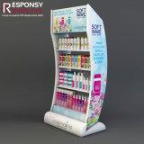 Creative Design des produits de soins des cheveux Shampooing étagères d'affichage