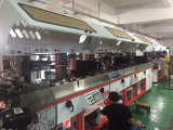 높은 Efficiency Bottles Four Color Silk Screen Printing Machine