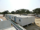 20FT 40FTのプレハブは修正された輸送箱の家を供給した