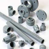 堅い灰色地下PVC管